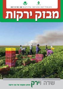 מבזק ירקות – חודשים מאי + יוני 2021